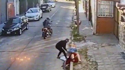 El inspector de tránsito que asaltó a una mujer estaba de licencia por coronavirus