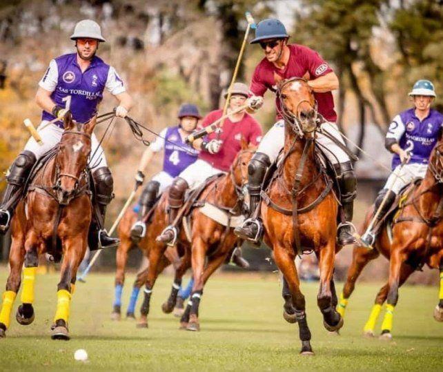 """El Abierto """"Copa Día de la Bandera"""" es el torneo de polo más importante del interior del país."""