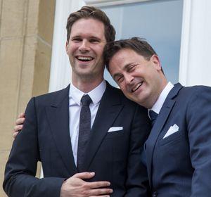 Destenay y Bettel agradecen a los luxemburgueses el apoyo recibido. (Foto: Reuters)