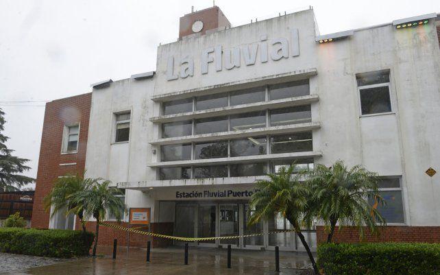 Cerró La Fluvial y se transformará en una terminal portuaria. El Enapro comenzó a administrar el lugar donde funcionaron