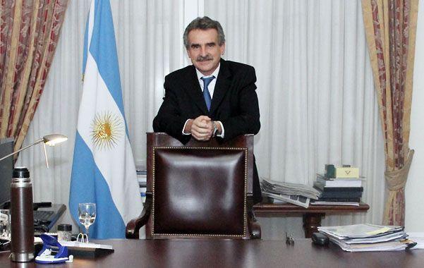 Nuevo despacho. Rossi llegó al Edificio Libertador de la mano de Cristina y ya prepara cambios para el área.