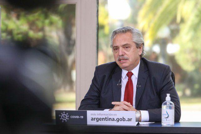 Fernández: A la Argentina le fue mejor con el coronavirus que con el Gobierno de Macri
