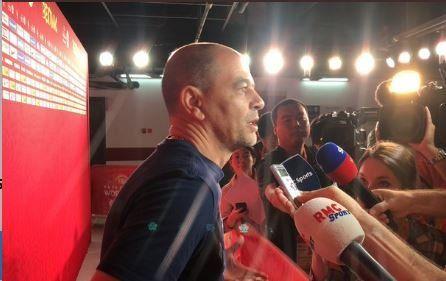 Hernández: No hay candidato, es una final para cualquiera