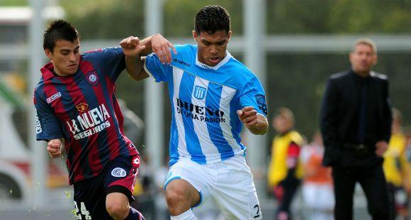 San Lorenzo y Olimpo empataron 1 a 1 en Bahía Blanca