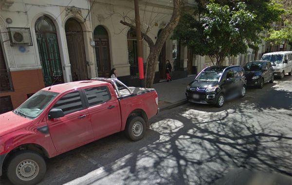 El episodio se produjo esta mañana en Paraguay al 1700.