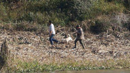 Tras la bajante y los incendios, en las islas sufren a los cazadores furtivos