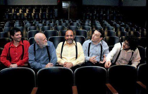 Los dueños de la risa. Abel Martínez Alvarez