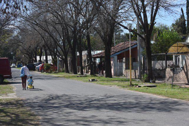 Curupaití entre avenida Santa Fe y Ituzaingó