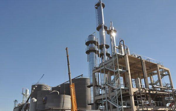 La industria reclama el mismo tratamiento fiscal que el gasoil para el biodiesel.
