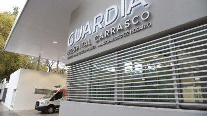 El Hospital Carrasco cerrará este sábado el dispositivo Covid.