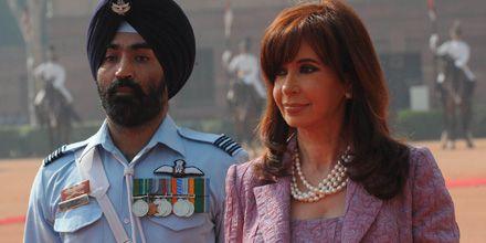 Cristina: Hemos dado un primer paso en el fortalecimiento de las relaciones con la India