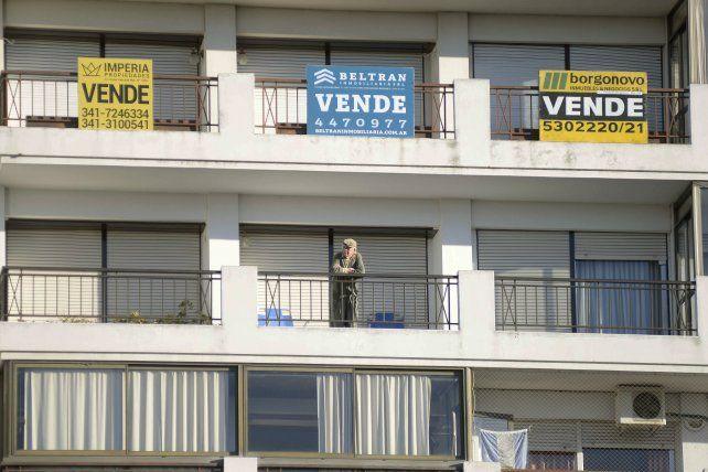 Mientras hay concejales que hablan de 80 mil viviendas deshabitadas en Rosario