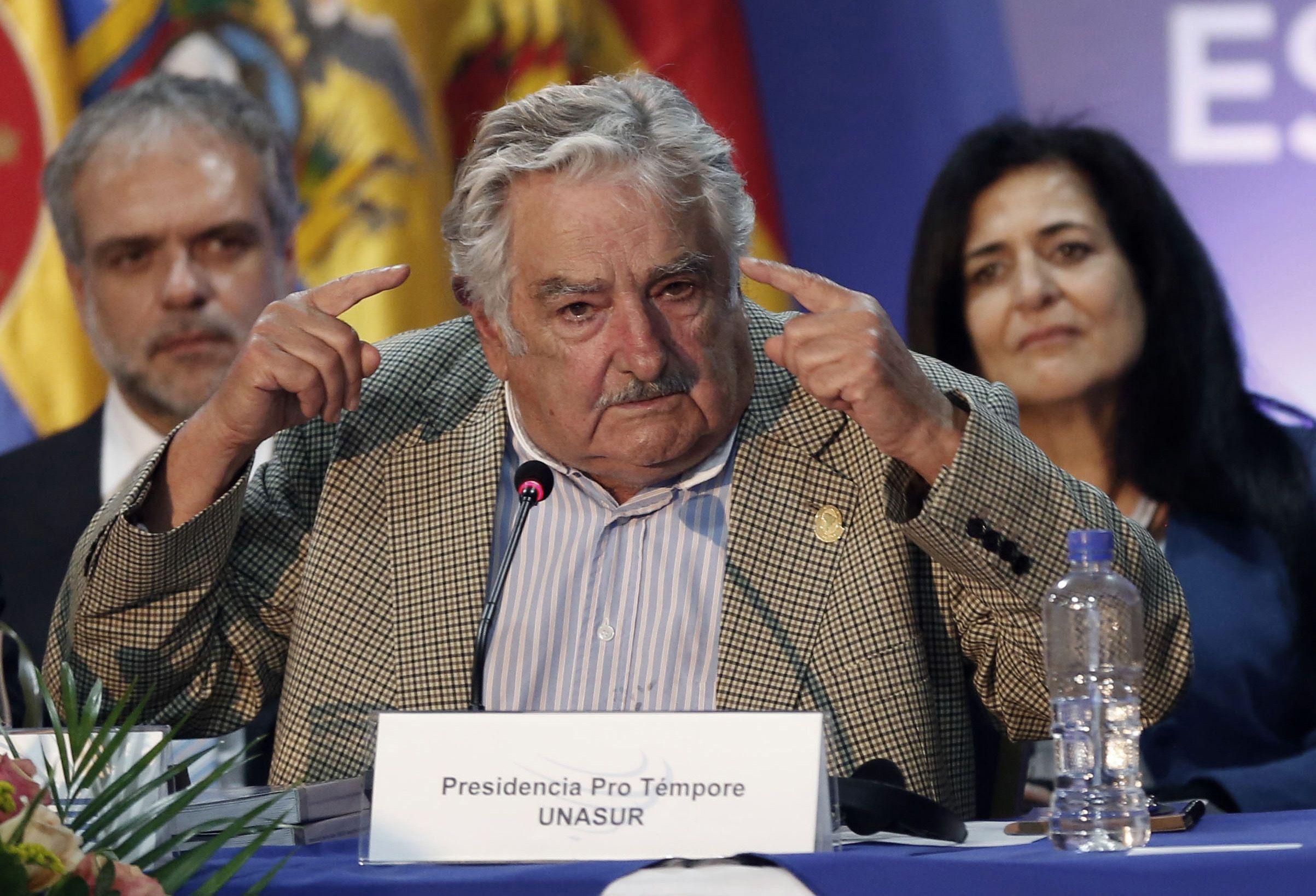 Mujica dijo que hay que crear mecanismos de integración regional.
