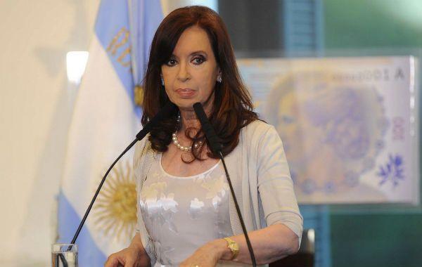El acuerdo de cooperación con Irán se promulgó el 1º de marzo de 2013 y lleva la firma de Cristina Fernández.