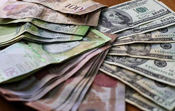 No vale nada. Venezuela mantiene como tipo de cambio de referencia oficial el de 6