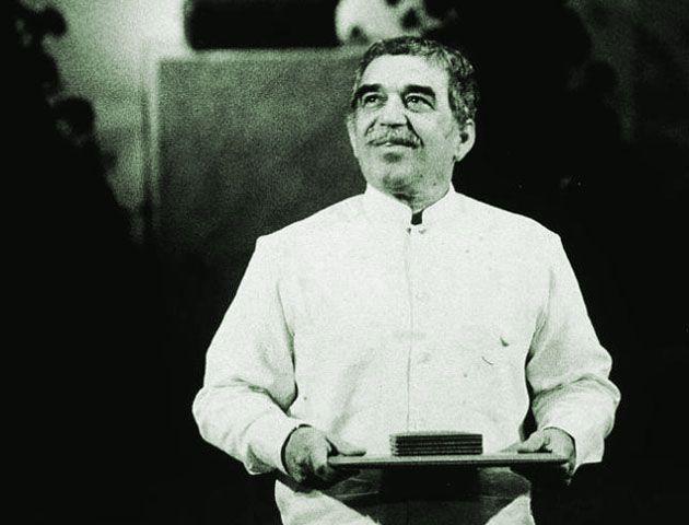 El audio del discurso que Gabriel García Márquez dio al recibir el Premio Nobel