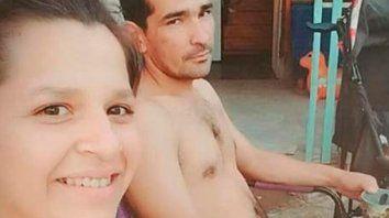 """Jessica contó que el viernes 25 de septiembre pasado, alrededor de las 21, su expareja Justino Del Valle Ríos le dijo: """"Te voy a matar a vos, a los chicos y a tu familia""""."""