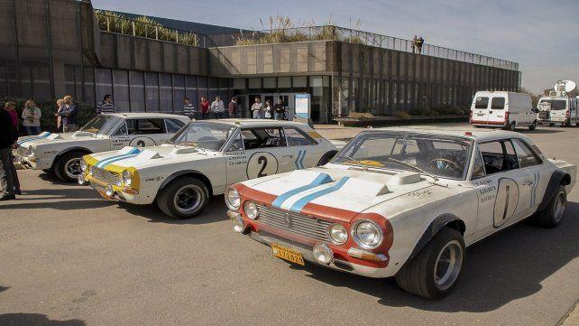 Joyas. Los tres Torino 380 W que corrieron en Nürburgring