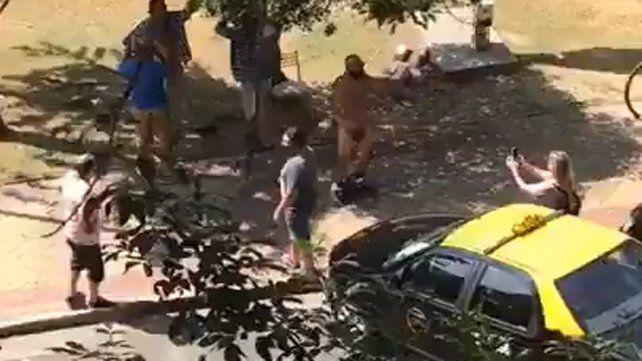 El descargo del taxista violento: eligió victimizarse pero luego pidió disculpas