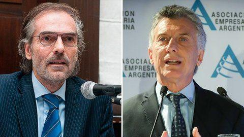 Sospechas. El juez Hornos visitó a Macri en su despacho y dos días después firmó un fallo contra Cristina Kirchner.