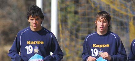 Central: Vitamina sacó del equipo a Méndez y puso a Jonatan Gómez