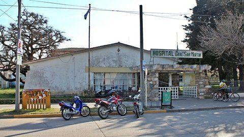 preparado. El hospital público de Firmat puso en marcha una atención excepcional para los afiliados.