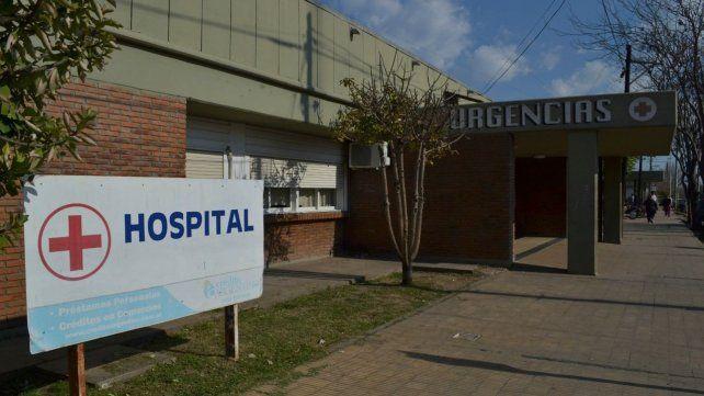 El hospital Milich es un centro de referencia regional que recibe pacientes del departamento y otras localidades