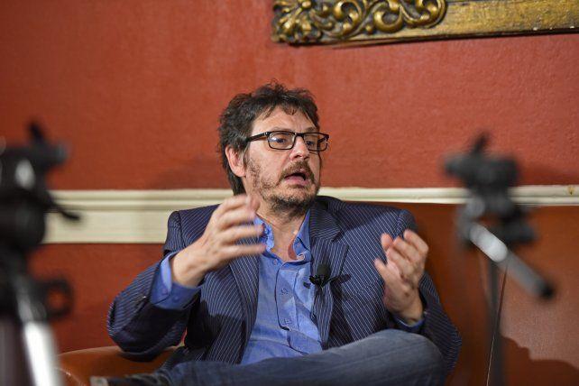 El historiador Felipe Pigna habló de su biografía de Mariano Moreno