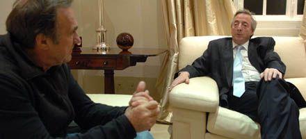 Reutemann: Le dije a Kirchner que el campo está peor que el 11 de marzo