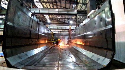El sector metalúrgico dio cuenta de una progresiva recuperación de la actividad,