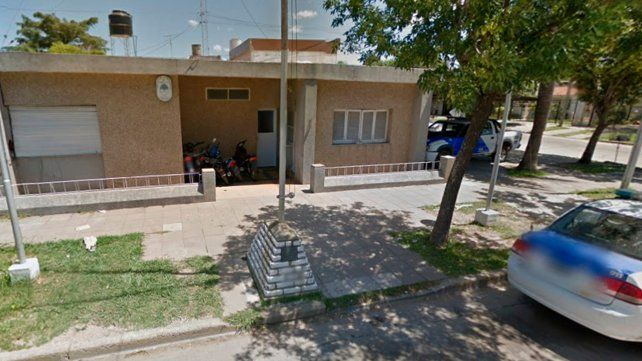 El sospechoso fue trasladado a la comisaría 7ª donde fue requisado pero no encontraron ningún elemento peligroso.