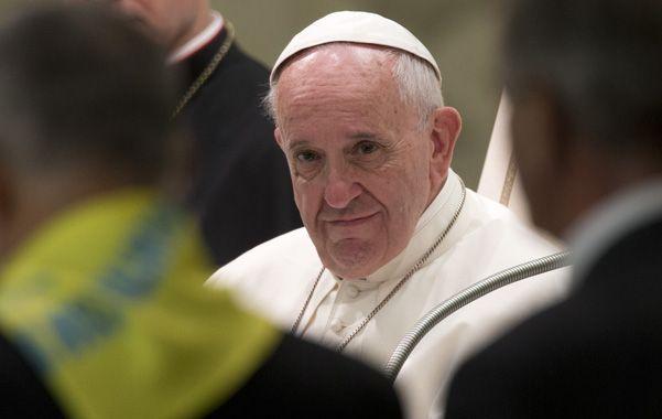 El Santo Padre hizo una fugaz alusión a la histórica segunda vuelta electoral en el país.