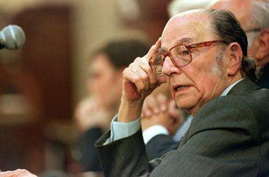 Murió el historiador Félix Luna