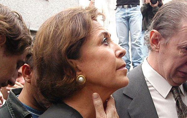 María Julia fue juzgada por contratación irregular de pasantes en la ex Secretaría de Recursos Naturales entre 1992 y 1994.