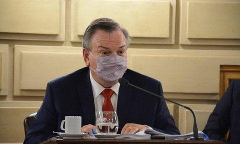 """El senador provincial Felipe Michlig (UCR) dijo que en los próximos comicios """"hay que ponerle un freno al kirchnerismo""""."""
