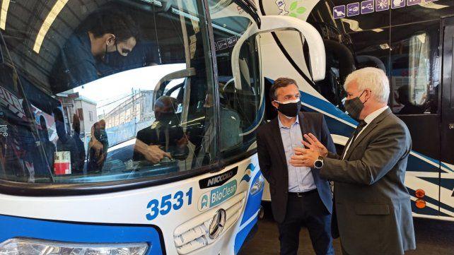 La CNRT realiza las primeras pruebas de la nueva libreta digital de control horario para conductores y conductoras