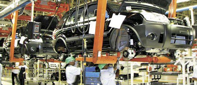 sectores. La producción automotriz de la región registró una caída de 12
