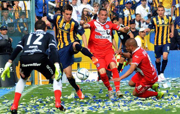 Central: Lo Celso confió que ante Argentinos sentí que fue mi mejor partido en primera