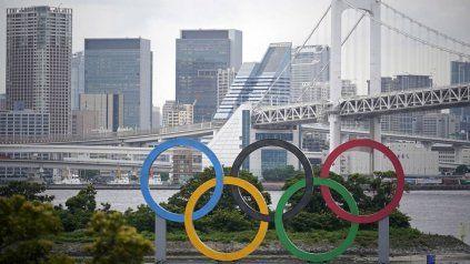 A punto. El inicio de los Juegos está previsto para el 23 de julio.