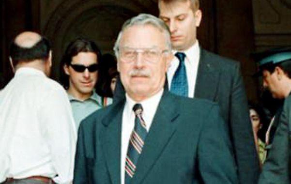 El ex embajador israelí Itzhak Aviran hace 15 años que dejó de pertenecer a la diplomacia de Israel.