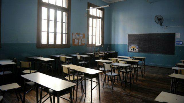 Mañana no habrá clases en las escuelas públicas ni privadas.