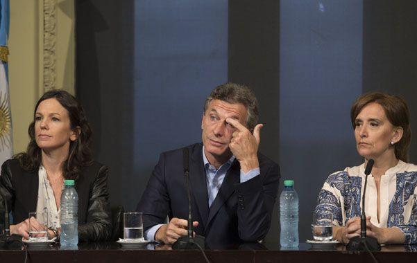 Beneficio. El presidente Muricio Macri