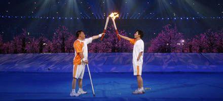 Inauguraron los Juegos Paralímpicos en Beijing