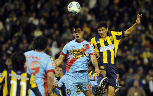 Magallán destacó el nivel de juego de sus compañeros. Foto: G. de los Ríos.