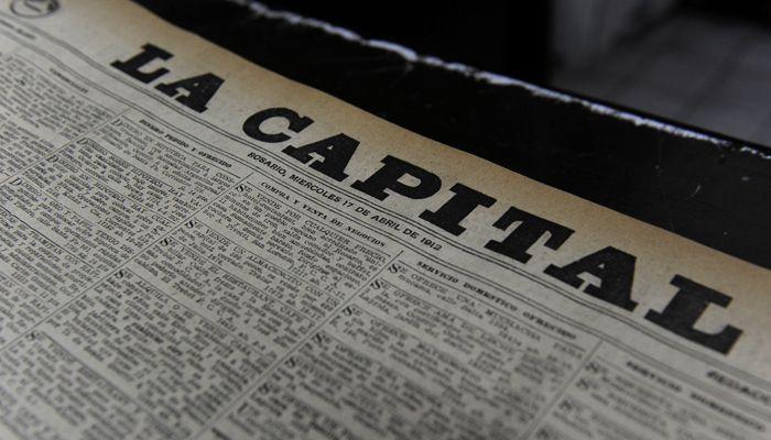 Cómo cubrió La Capital el naufragio del Titanic en su edición de hace cien años