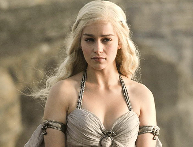 La actriz de Game of Thrones fue elegida por la famosa revista Esquire..