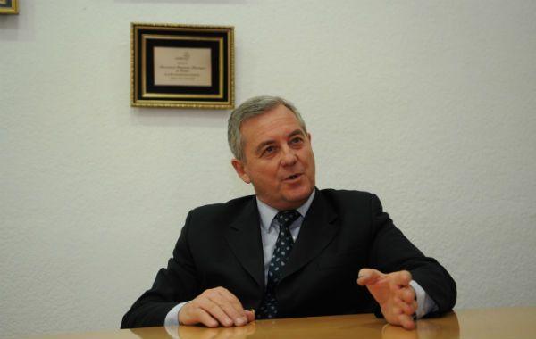 El presidente de la Asociación de Industriales Metalúrgicos