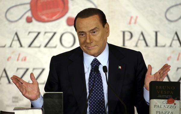 Berlusconi salió a reclamar venganza ante Dios tras la inculpación por fraude fiscal