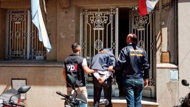 Personal de la PDI detuvo a un gendarme acusado por abuso sexual agravado.