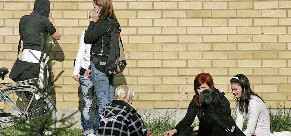 Un alumno finlandés mató a 10 compañeros y se suicidó